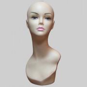 Голова женская с бюстом